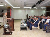 Şırnak'ta Güvenlik Toplantısı