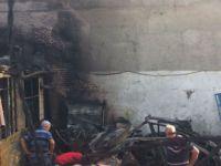 Eskişehir'de LPG'li Araçtan Sızan Gaz Patlamaya Neden Oldu