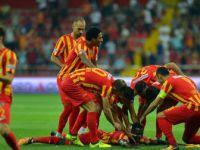 Kayserispor Sahasında Kazandı, Kayserispor 2-0 Antalyaspor