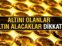 Artık Yastık altında altın kalmayacak: Hazine düğmeye basıyor