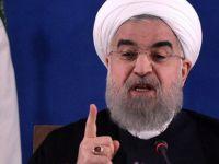 İran Lideri Ruhani'den ABD Başkanı Trump'a sert ayar!
