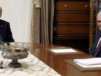 Erdoğan ve Yıldırım'dan Ortak tebrik mesajı geldi