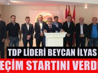 Makedonya Türk Demokratik Partisi lideri Beycan İlyas seçim startını verdi