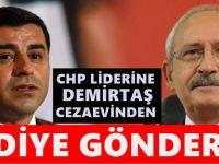 Selahattin Demirtaş'tan Kemal Kılıçdaroğlu'na hediye!