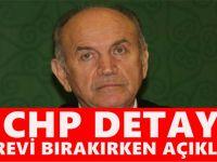 İstifa eden Kadir Topbaş'ın kararında şok CHP detayı