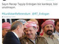 Barzani cephesinin etekleri tutuştu! Peş Peşe mesajlar yolladılar