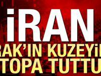 Barzani Referandum Saçmalığına devam Ederken İran İlk hamleyi yaptı