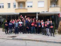Makedonya THP'den seçim çalışmalarına ilişkin bildiri