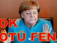 Uyarı üstüne uyarı yapmıştı ama... Almanlar Merkel'i dinlemedi!