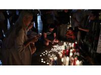 Las Vegaslılar Saldırı Kurbanlarını Anıyor
