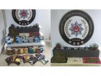 Uyuşturucu Sakladıkları Yerde Fetö Yayınları Ele Geçirildi