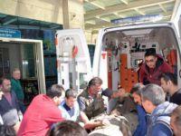 Siirt Şirvan'da PKK saldırısında yaralanan askerler
