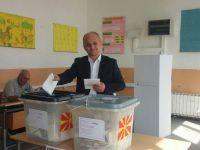 Makedonya Yerel Seçimleri gerçekleşiyor! TDP Lideri Beycan İlyas oyunu kullandı