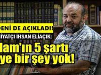 İlahiyatçı Yazar İhsan Eliaçık'ın söylediği sözler Tartışma yaratıyor!