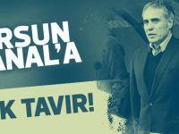 Trabzonspor'da bir devrin sonu! Ersun Yanal devri kapandı