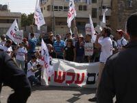 Batı Şeria'da 'Yahudi Yerleşimci' Protestosu