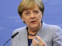 Almanya Başbakanı Merkel Ab Zirvesinde Yalnız Kaldı