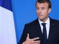 Macron: Türkiye İle İlişkileri Durdurmama Konusunda Anlaştık