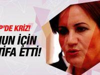 CHP'li Vekilden Meral Akşener istifası!