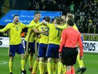İsveçli Futbolcular 'Kahraman' İlan Edildi