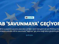 Ab 'Savunmaya' Geçiyor : Bağımsız güç olacaklarmış