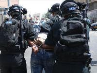 İsrail Askerlerinin Filistin'e baskısı devam ediyor