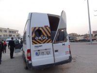 Şanlıurfa'nın Ceylanpınar ilçesinde Öğrenci Servisi Kaza Yaptı: 15 Yaralı