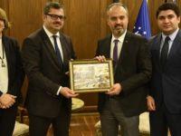 Azerbaycan Ve Rusya Ticaret İçin Türkiye'nin gözde şehri Bursa'da