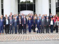 Avrupa Birliği (Ab) Büyükelçileri Gto'yu Ziyaret Etti.