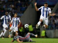 Beşiktaş-Porto Maçında 11'ler Belli Oldu