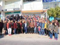 MHP Bodrum İlçe Teşkilatında Toplu İstifa