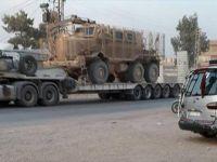ABD, PKK/PYD'ye 120 Adet Zırhlı Araç Verdi