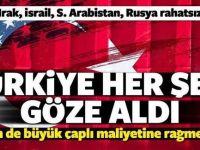 Son Dakika : Türkiye Kararını verdi :  Hem de büyük çaplı maliyetine rağmen