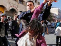 İsrail Polisi Doğu Kudüs'te Göstericilere Saldırdı: 12 Yaralı