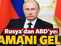Son Dakika : Trump Yönetimine Rusya'dan Sert Gönderme! Karar verildi