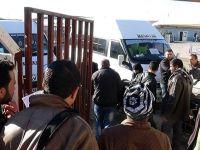 Son Dakika: Yüzbinlerce Suriyeli Türkiye'yi terketmeye başladı! İşte İlk bilgiler