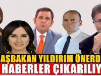 Reyting rekortmeni Fatih Portakal ve FOX TV'yi üzecek gelişme. Başbakan Yıldırım önerdi