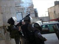 Batı Şeria'daki Gösterilerde 36 Filistinli Yaralandı