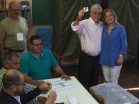Şili'de Seçimin Galibi Sebastian Pinera Oldu