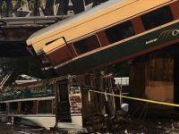 Abd'nin Washington eyaletinde Tren Kazası: 3 Ölü, 100'den Fazla Yaralı