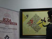 Fransa'nın başkenti Paris'te İslam Hat Sanatı Sergisi Açıldı