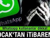 WhatsApp bu telefonlarda kullanılmayacak