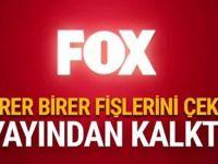 FOX TV'de operasyon! Yayından kaldırıldı! Milyonlarca sevenine kötü haber