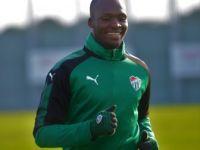 Yeni Transfer Moussa Sow İlk Antrenmanına Çıktı