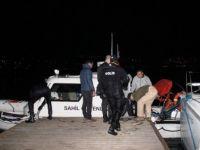 Bodrum'da Öldürülen İş Adamının Cep Telefonları Deniz Dibinde Bulundu