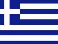 Yunan Parlamentosu Önünde Protesto Gösterisi