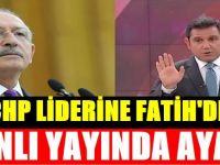 Fatih Portakal'dan Kılıçdaroğlu'na tepki! Yakışmıyor