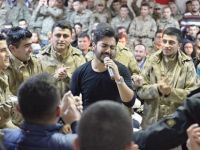 Yusuf Güney'den Mardin'de Askere Moral Konseri
