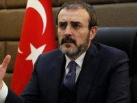 Ünal: Afrin Konusunda Türkiye'nin Pozisyonu Son Derece Net
