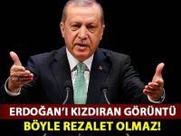Ahlaksız Manşet! Cumhurbaşkanı Erdoğan'ın tepkisi sert oldu!